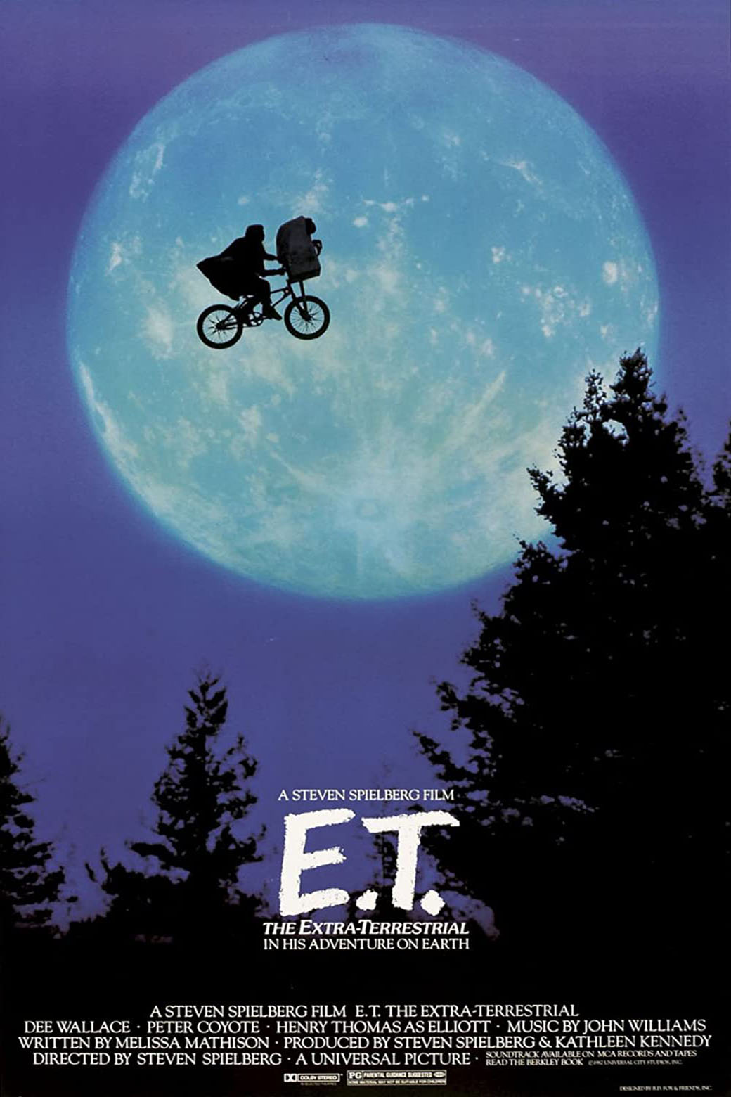 Still of E.T. The Extra-Terrestrial