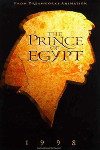 Poster of Prince of Egypt, The