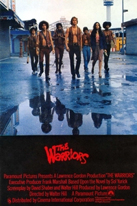 Poster for The Warriors