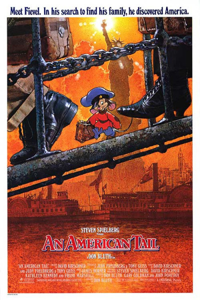 Still of An American Tail