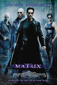 Poster ofThe Matrix