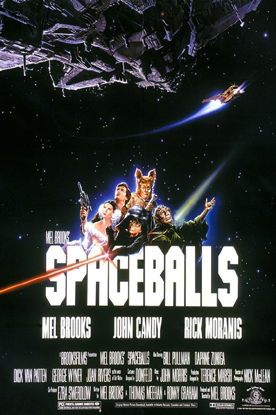 Spaceballs - One Night Only!