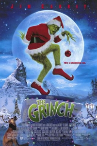 Poster of Dr. Seuss' How The Grinch Stole Chris...