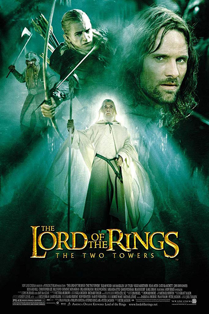 Lord of the Rings: Two Towers Movie Times | Showbiz