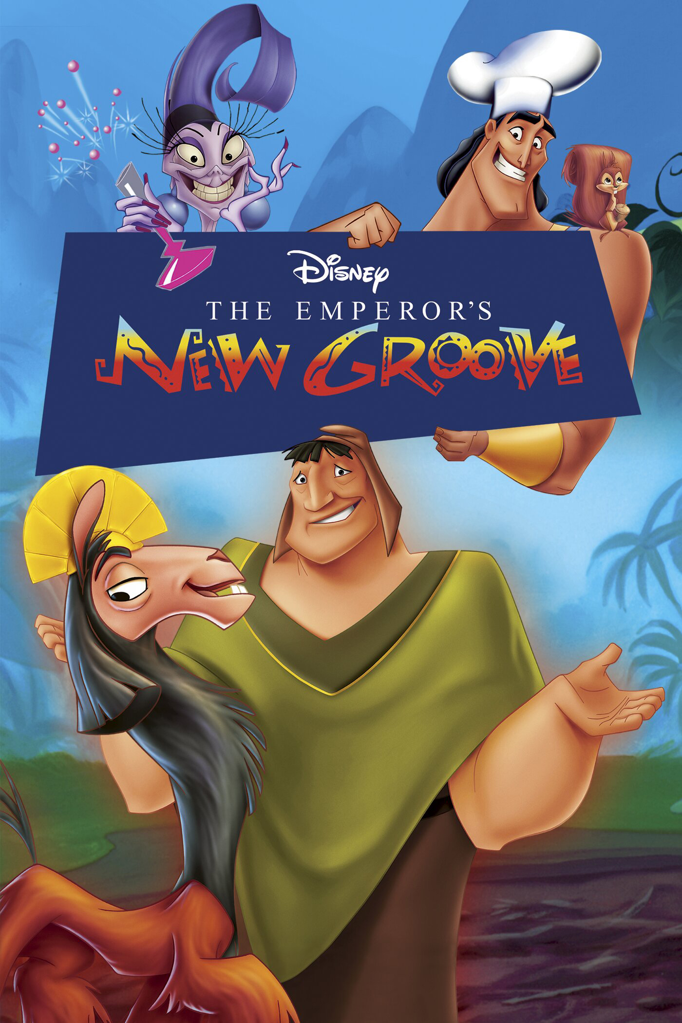 Still of The Emperor's New Groove