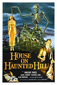 Poster for House on Haunted Hill (1959)