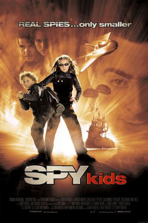 Spy Kids (2001) Mutli Audio {Hindi-English-Tamil-Telugu} 720p