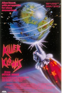 Poster for Killer Klowns From Outer Space