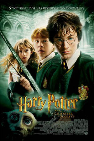 Still of Harry Potter and the Chamber of Secrets