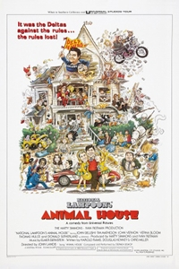 Poster for National Lampoon's Animal House