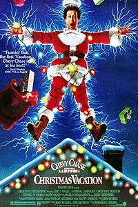 Poster for National Lampoon's Christmas Vacation