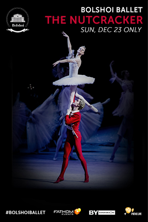 GREAT STAGE ON SCREEN: The Nutcracker