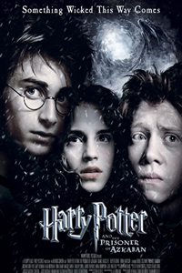 Poster ofHarry Potter and the Prisoner of Azkaban