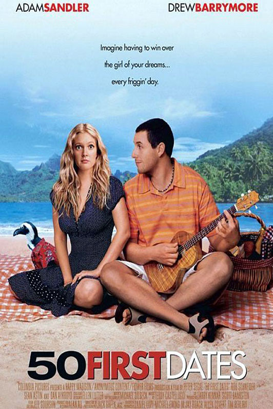 Still of 50 First Dates