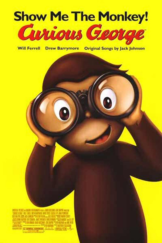 Still of Curious George (2006)