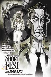 Poster of Palm Springs International Short Film Festival