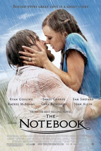 Poster for Notebook (2004), The