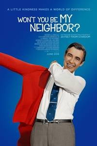 Poster for Won't You Be My Neighbor?