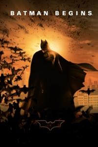 Poster for Batman Begins