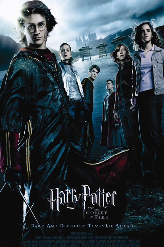 Still of Harry Potter and the Goblet of Fire