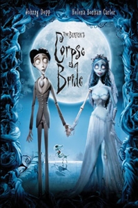 Poster of Tim Burton's Corpse Bride