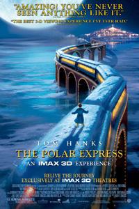 The Polar Express: An IMAX 3D Experience Poster