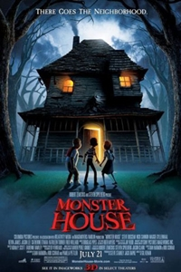 Poster of Monster House