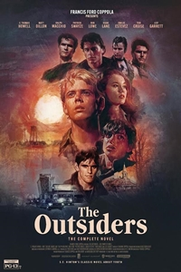 Poster of The Outsiders: The Complete Novel
