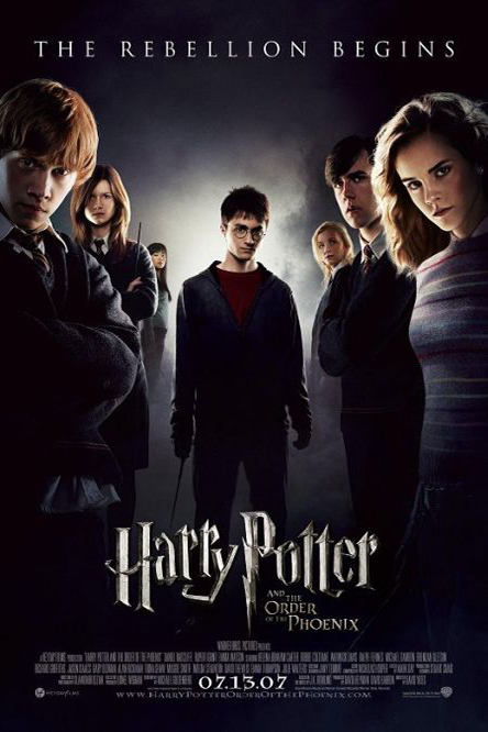 Still of Harry Potter and the Order of the Phoenix