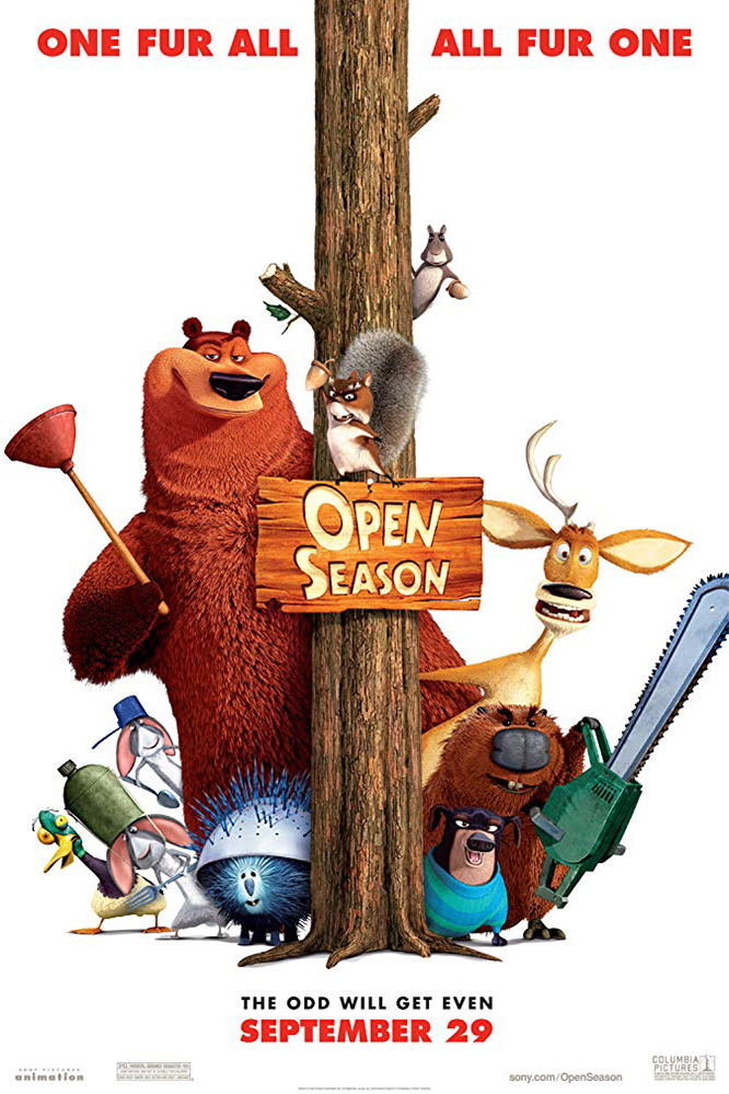 Poster of Open Season