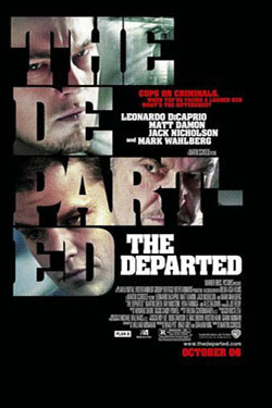 Poster for Departed, The
