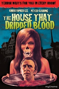 Poster of The House That Dripped Blood
