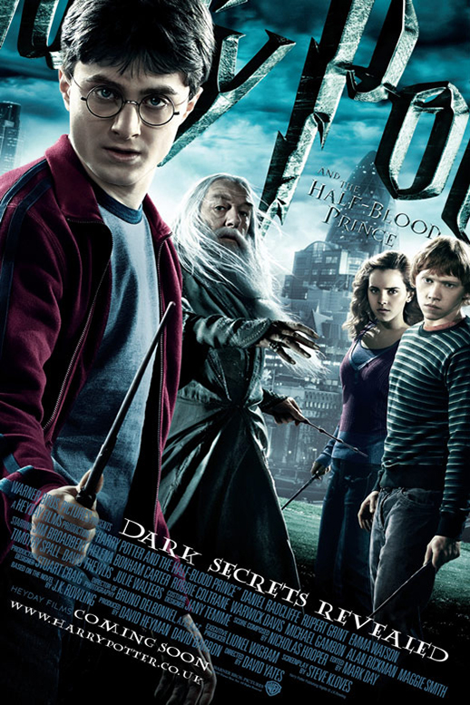 Still of Harry Potter and the Half-Blood Prince
