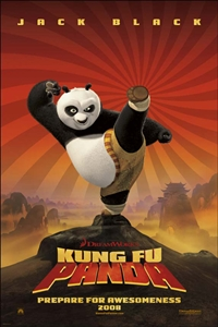 Poster for Kung Fu Panda