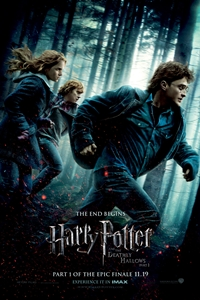 Poster of Harry Potter and the Deathly Hallows - Part 1