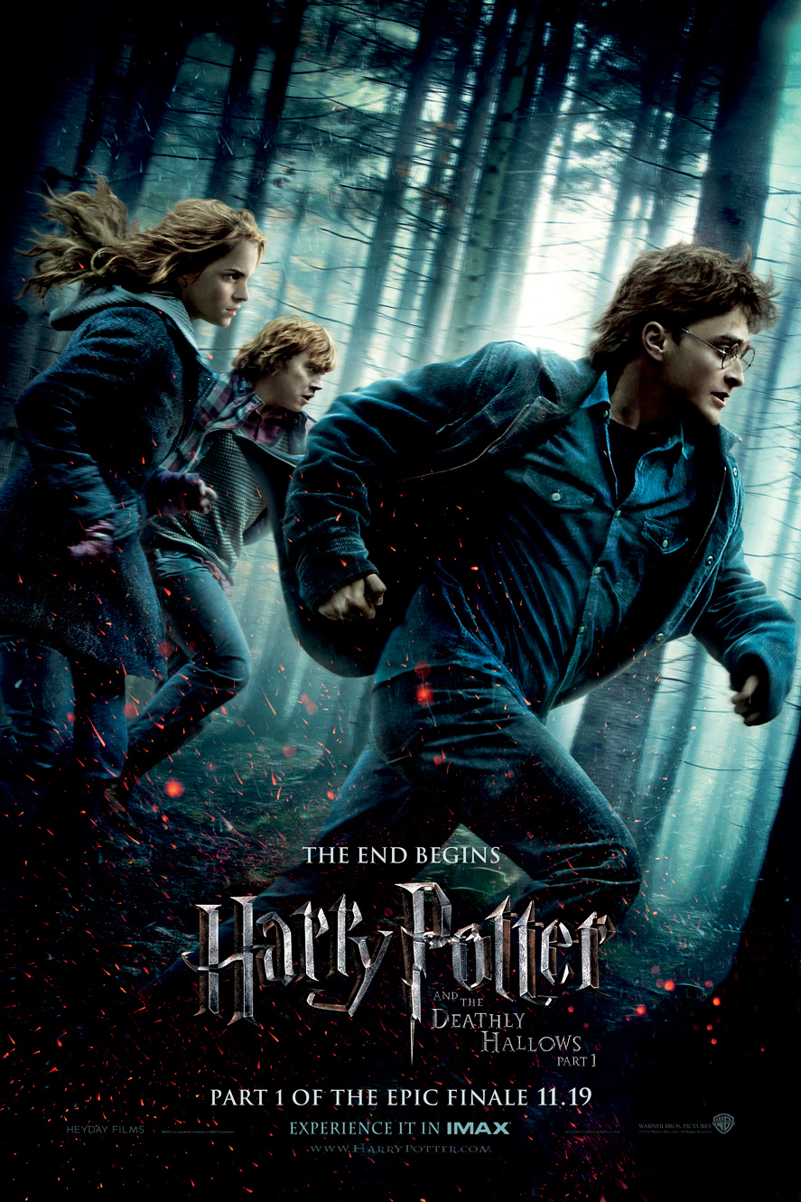 Still of Harry Potter and the Deathly Hallows - Part 1