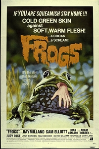 Poster for Frogs