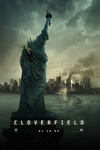 Poster for Cloverfield