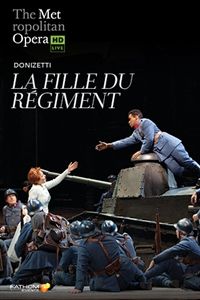 Poster of The Metropolitan Opera: La Fille du R...