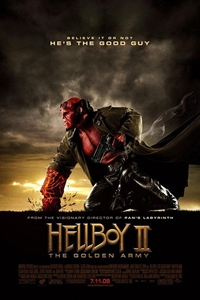 Poster ofHellboy II: The Golden Army
