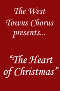 Poster for West Towns Chorus
