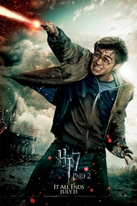 Poster for Harry Potter and the Deathly Hallows - Part 2