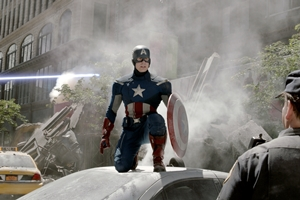 Photo 1 for Marvel's The Avengers