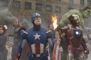 Photo 2 for Marvel's The Avengers