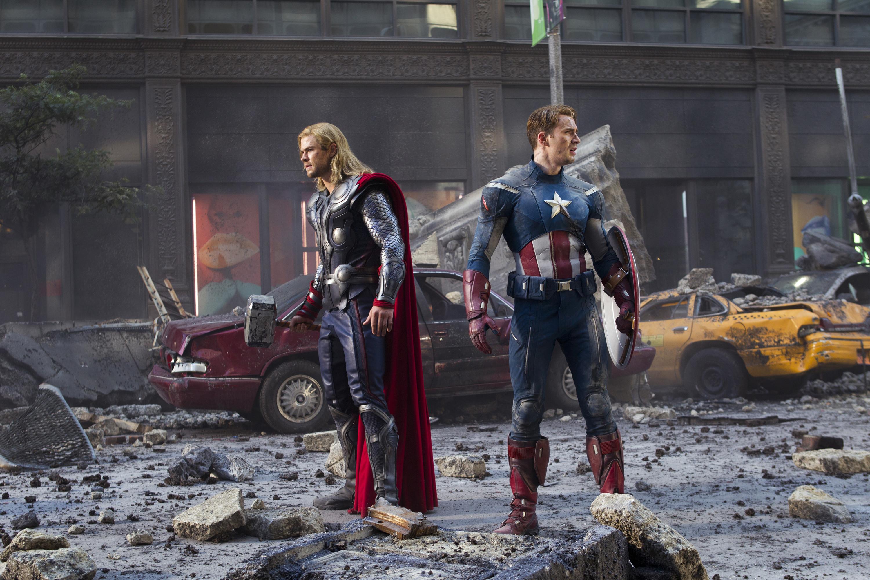 Hero image for Marvel's The Avengers