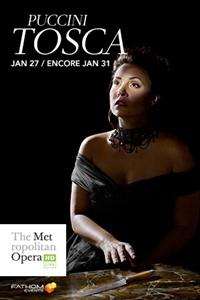The Metropolitan Opera: Tosca ENCORE Poster