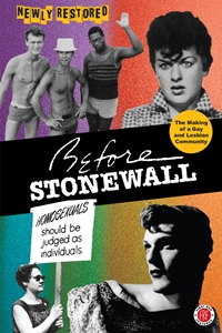 Poster for Before Stonewall (1984)