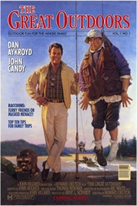 Poster of The Great Outdoors (1988)
