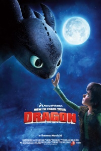 Poster ofHow to Train Your Dragon