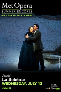 Poster of Met Summer Encore: La Boheme (2016)